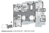 5 Bhk - Lower Penthouse