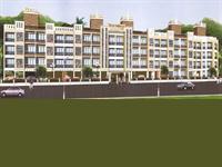 1 Bedroom Flat for sale in Space India Jivan Niketan, Panvel, Navi Mumbai