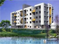 2 Bedroom Flat for sale in SG Toran Sparsh, Satara Road area, Pune