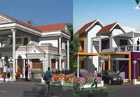 Oceanus Residency - Puttur, Palakkad