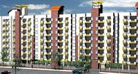 1 Bedroom Flat for sale in Nirman Nydhile Residency, Sanjay Nagar, Bangalore