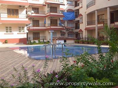 Saldanha Kyle Gardens Baga Beach North Goa Residential Project
