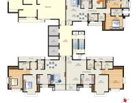 Block-3 Floor Plan