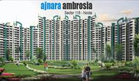 2 Bedroom Flat for sale in Ajnara Ambrosia, Sector 118, Noida