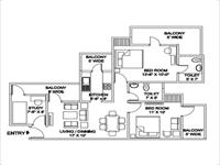 Floor Plan-A