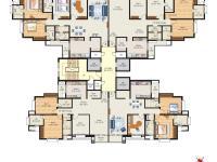 Plan-3 Floor Plan