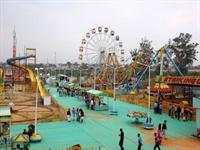 Amusement Park View-1