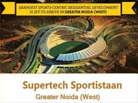 Flat for sale in Supertech Sportistaan, Noida Extension, Greater Noida