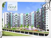2 Bedroom Flat for sale in Kolte Patil Beryl, Kharadi, Pune