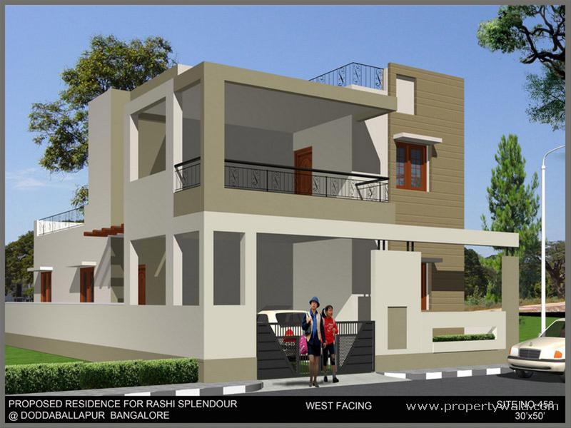college interior garage paint ideas - Rashi Splendour Dod Ballapur Bangalore mercial