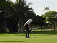 Golf Course Ground