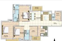 3BHK(1800sq. ft.)