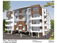 2 Bedroom Flat for sale in Sai Swagath, Ambattur, Chennai
