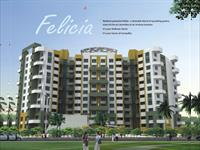 1 Bedroom Flat for sale in Reelicon Felicia, Pashan, Pune
