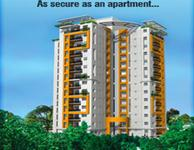 1 Bedroom Flat for sale in L&T Eden Park, Sirucheri, Chennai