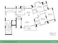 3 BHK- 1910 sq ft