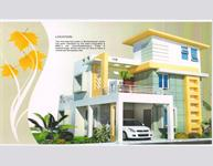 2 Bedroom House for sale in Moon Life City, Patia, Bhubaneswar