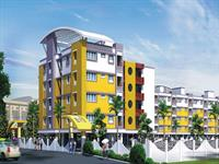 2 Bedroom Flat for sale in Evocon Space Aura, Navallur, Chennai
