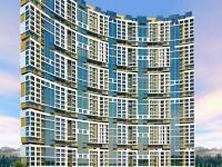 2 Bedroom Flat for rent in Planet Godrej, Satrasta, Mumbai
