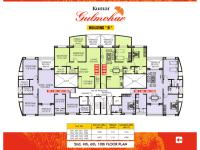 Building-B Floor Plan