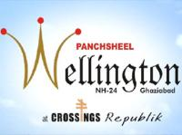 2 Bedroom Flat for sale in Panchsheel Wellington, Crossing Republik, Ghaziabad