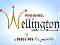 3 Bedroom Flat for sale in Panchsheel Wellington, Crossing Republik, Ghaziabad