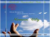 Land for sale in Nirman City, G T Road area, Ghaziabad