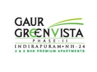 2 Bedroom Flat for rent in Gaur Green Vista, Indirapuram, Ghaziabad