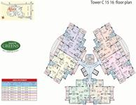 Floor Plan-6(Tower C)