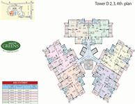Floor Plan-7(Tower D)