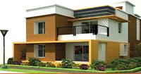 3 Bedroom House for sale in Sobha Emerald, Airport Road area, Bangalore