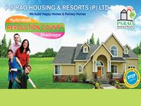 Land for sale in P S Revolution County 1, Shadnagar, Hyderabad