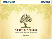 Geoworks 1000 Trees Select - Sector-6, Gurgaon