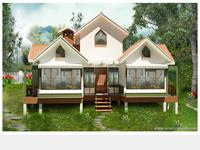 2 Bedroom House for sale in Face Holiday Village, Kanneri, Ooty