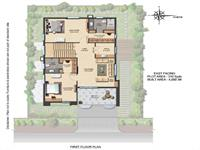 First Floor Plan-A