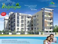 Flat for sale in SV Alphyne, Kanakapura Road area, Bangalore