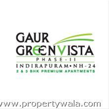 Gaur Green Vista Phase-2 - Indirapuram, Ghaziabad