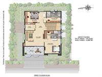 First Floor Plan-B