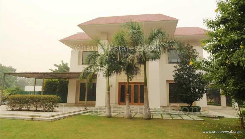 5 Bedroom Farm House for rent in Chattarpur New Delhi (P514215363)  PropertyWalacom - Duplex Houses