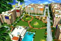 3 Bedroom Flat for sale in Diamond City North, Jessore Road area, Kolkata
