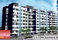 2 Bedroom Flat for sale in Omega Heritage, Dhayari, Pune