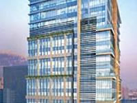 Office for sale in Manjeera Trinity Corporate, KPHB Rd area, Hyderabad
