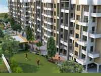 2 Bedroom Flat for sale in Mirchandani Bellagio, Undri, Pune