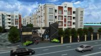 Apartment / Flat for rent in PS Ixora, New Town Rajarhat, Kolkata
