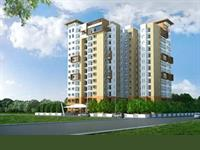 2 Bedroom Flat for sale in Vajram Essenza, Thannisandra Road area, Bangalore