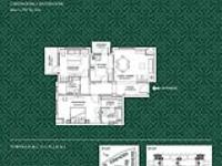 2BR+2T Floor Plan
