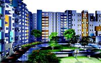 2 Bedroom Flat for sale in Alpine Eco, Marathahalli, Bangalore