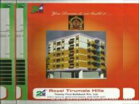 2 Bedroom Flat for sale in Royal Tirumala Hills, Sector 62, Noida