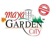 Flat for sale in Maya Garden City, Ambala Highway, Zirakpur