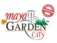 2 Bedroom Flat for sale in Maya Garden City, Ambala Highway, Chandigarh City